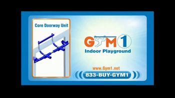 Gym1 Indoor Playground TV Spot, 'Swing, Climb, Play INDOORS' - Thumbnail 8