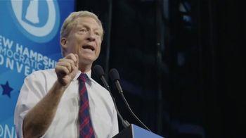 Tom Steyer 2020 TV Spot, 'Rally' - Thumbnail 6