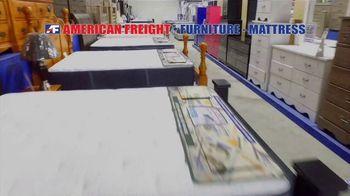 American Freight Precios Más Bajos del Año TV Spot, 'Juegos de colchones y recamaras' [Spanish] - Thumbnail 2