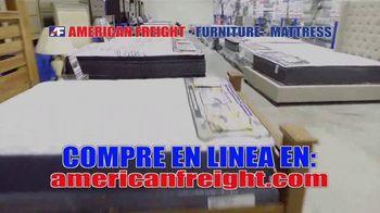 American Freight Precios Más Bajos del Año TV Spot, 'Juegos de colchones y recamaras' [Spanish] - Thumbnail 8