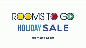 Rooms to Go Holiday Sale TV Spot, 'Sofia Vergara Collection: Leather Sectional' - Thumbnail 9