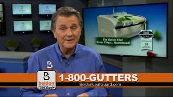 Beldon LeafGuard $99 Installation Sale TV Spot, '14 Years in a Row' - Thumbnail 7