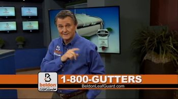 Beldon LeafGuard $99 Installation Sale TV Spot, 'Fourteen Years in a Row'