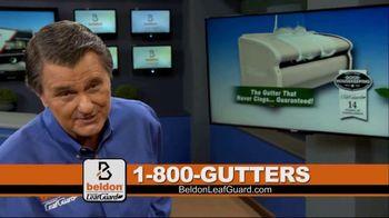 Beldon LeafGuard $99 Installation Sale TV Spot, 'Fourteen Years in a Row' - Thumbnail 3