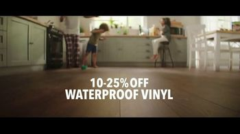 Lumber Liquidators TV Spot, 'Black Friday Deals: Vinyl and Hardwood' - Thumbnail 3