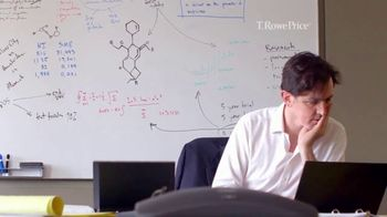 T. Rowe Price TV Spot, 'Innovating in Health Sciences'