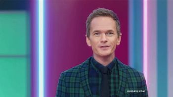 Old Navy TV Spot, 'Old Navy Tonight: The Holidays Are Here!' Feat. Neil Patrick Harris, Gillian Jacobs - 1452 commercial airings