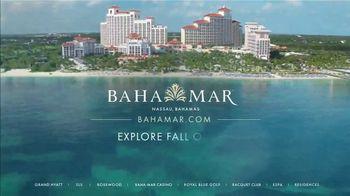 Baha Mar Fall Warm Up TV Spot, 'Hold Onto That Summer Feeling a Little Longer' - Thumbnail 8