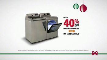 Black Friday Savings: Right Away: LG Graphite Laundry Pairs thumbnail