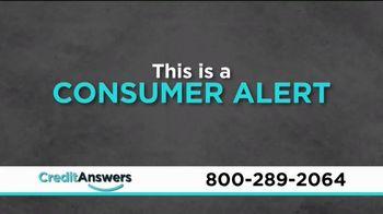 CreditAnswers Debt Rescue Program TV Spot, 'Settle Debt for a Fraction' - Thumbnail 1
