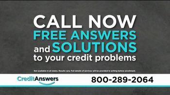 CreditAnswers Debt Rescue Program TV Spot, 'Settle Debt for a Fraction' - Thumbnail 6