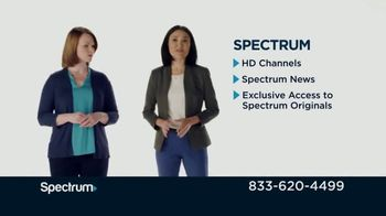 Spectrum TV + Internet TV Spot, 'Comparison Speeds: Satellite'