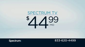 Spectrum TV + Internet TV Spot, 'Comparison Speeds: Satellite' - Thumbnail 5
