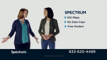 Spectrum TV + Internet TV Spot, 'Comparison Speeds: Satellite' - Thumbnail 6