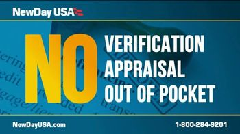NewDay USA TV Spot, 'VA Mortgage Rate Drop' - Thumbnail 2