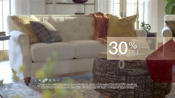 La-Z-Boy Veterans Day Sale TV Spot, 'Special Piece: 30 Percent Off' - Thumbnail 7