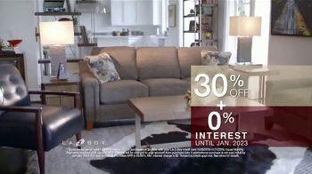 La-Z-Boy Veterans Day Sale TV Spot, 'Special Piece: 30 Percent Off' - Thumbnail 8