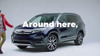 Honda Pilot TV Spot, 'Climbing Mount Washington' [T2] - Thumbnail 10