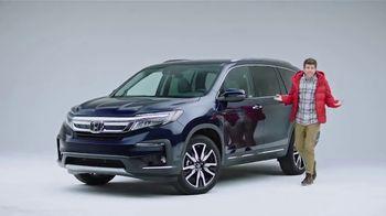 Honda Pilot TV Spot, 'Climbing Mount Washington' [T2]