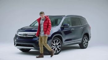 Honda Pilot TV Spot, 'Climbing Mount Washington' [T2] - Thumbnail 9
