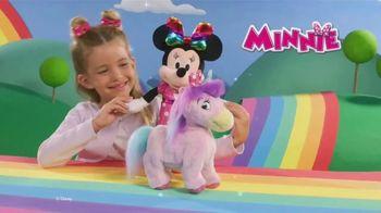 Minnie's Walk and Dance Unicorn TV Spot, 'Magically' - Thumbnail 1
