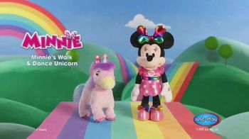 Minnie's Walk and Dance Unicorn TV Spot, 'Magically' - Thumbnail 10