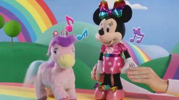 Minnie's Walk and Dance Unicorn TV Spot, 'Magically' - Thumbnail 2