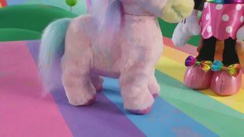 Minnie's Walk and Dance Unicorn TV Spot, 'Magically' - Thumbnail 4