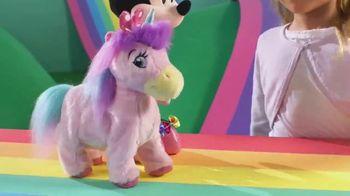 Minnie's Walk and Dance Unicorn TV Spot, 'Magically' - Thumbnail 6