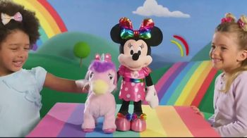 Minnie's Walk and Dance Unicorn TV Spot, 'Magically'