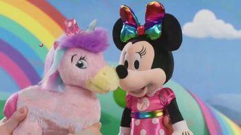 Minnie's Walk and Dance Unicorn TV Spot, 'Magically' - Thumbnail 8