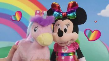 Minnie's Walk and Dance Unicorn TV Spot, 'Magically' - Thumbnail 9