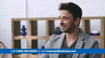 Comcast Business TV Spot, 'Beyond Fast: 75 Mbps Internet for $49.95 per Month' - Thumbnail 8