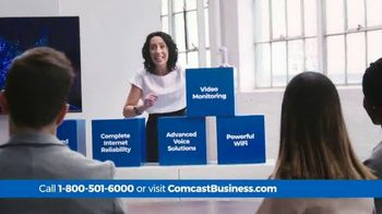 Comcast Business TV Spot, 'Beyond Fast: 75 Mbps Internet for $49.95 per Month' - Thumbnail 5