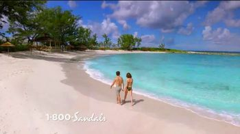 Sandals Resorts TV Spot, 'Earn Our Stars: Up to 65 Percent Off'