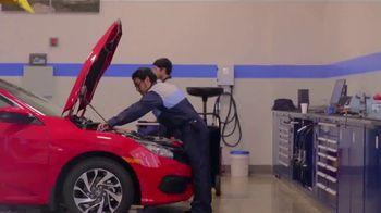 Honda TV Spot, 'Put to the Test' [T2] - Thumbnail 4
