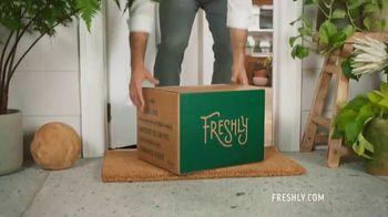 Freshly TV Spot, 'Guilt-Free Comfort Food'