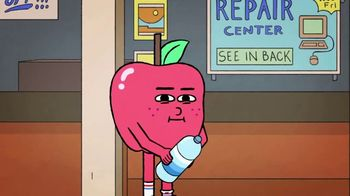Cartoon Network Arcade App TV Spot, 'Apple & Onion: Bottle Catch'