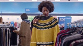 Ross TV Spot, 'Holidays: Sweater Borrowing' - Thumbnail 3