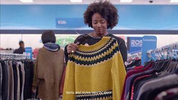 Ross TV Spot, 'Holidays: Sweater Borrowing' - Thumbnail 4