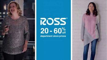 Ross TV Spot, 'Holidays: Sweater Borrowing' - Thumbnail 9