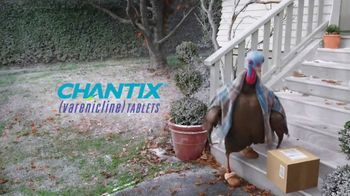 Chantix TV Spot, 'It's Time to Quit Slow Turkey' - Thumbnail 2
