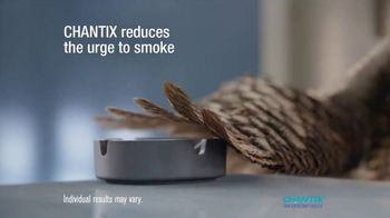 Chantix TV Spot, 'It's Time to Quit Slow Turkey' - Thumbnail 4