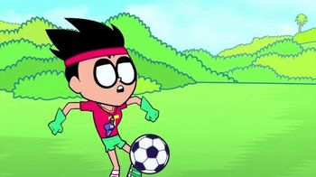 Cartoon Network Arcade App TV Spot, 'Teen Titans Go!: Teen Titans Goal' - Thumbnail 6