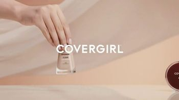 CoverGirl Clean Collection TV Spot, 'Lightweight & Breathable' - Thumbnail 1