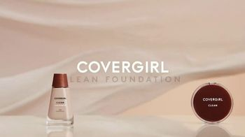 CoverGirl Clean Collection TV Spot, 'Lightweight & Breathable'