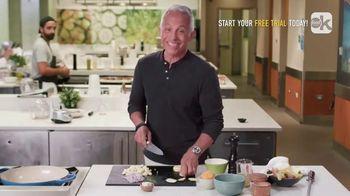 Food Network Kitchen App TV Spot, 'Geoffrey Zakarian's Almond Crusted Pork Chops'