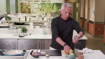 Food Network Kitchen App TV Spot, 'Geoffrey Zakarian's Almond Crusted Pork Chops' - Thumbnail 3