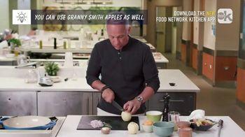 Food Network Kitchen App TV Spot, 'Geoffrey Zakarian's Almond Crusted Pork Chops' - Thumbnail 4
