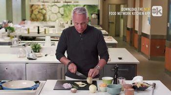Food Network Kitchen App TV Spot, 'Geoffrey Zakarian's Almond Crusted Pork Chops' - Thumbnail 5